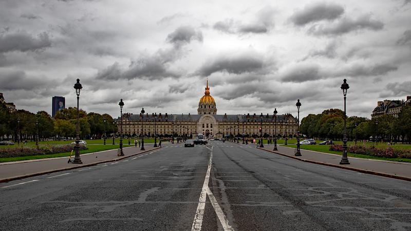 Paris La Grande Palais Wide (6837) Marked
