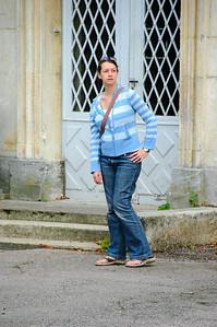 Claire in Is-sur-Tille