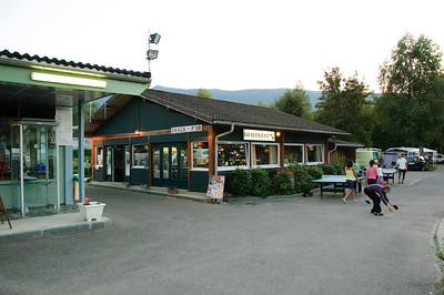 Campsite Restaurant/Bar