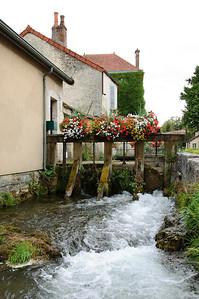 Locks in Is-sur-Tille (2)