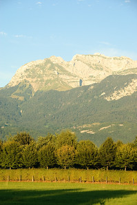 The Alps Around Lac D'Annecy (1)