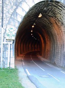 Cycle Path Tunnel (2)