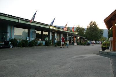 Campsite Office