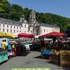 Brantôme market