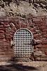 Arch Iron Door, Domaine des Bidaudieries, Loire Valley, France