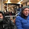 Taking streetcar