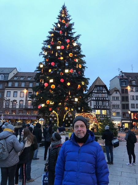 Strasbourg, France (german city captured by French king)