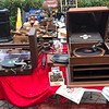Outdoor antique market