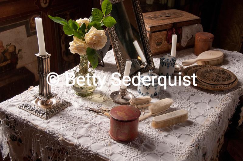 Castle Dressing Table
