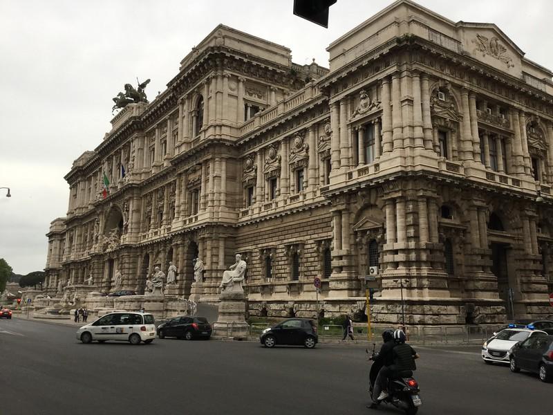 Palace of Justice - Palazzo di Giustizia