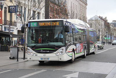 Transpole 8636 Place de la Republique Tourcoing Apr 13