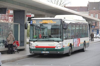 Transpole 10259 Tourcoing Bus Stn Apr 13