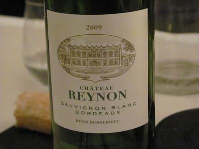 Dinner in Rions 2011-10-06