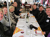 The crew--Hilde, Ingeborg, Johanna, Lon, Tony, Espen, Vesa