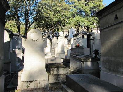 Pere Lachaise Cemetery 2011-10-14