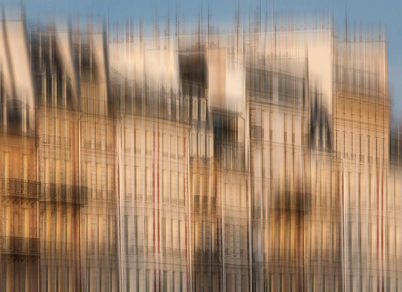 Haussmann; Paris; France