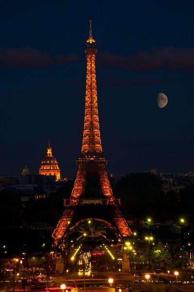 Tour Eiffel; Eiffel Tower; Paris; France