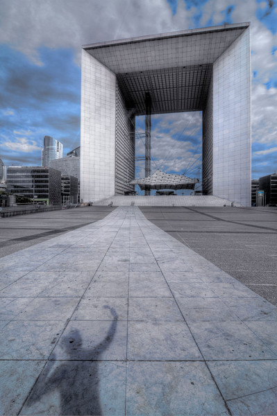 Grand Arche; La Defense; Paris; France