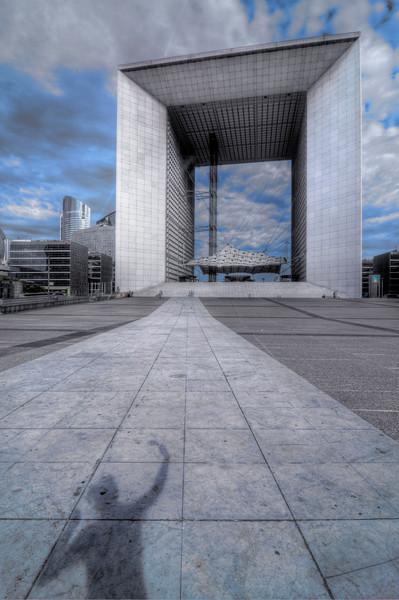Grand Arche; La Defense; Paris; France