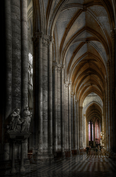Amiens Cathedral; Amiens; France