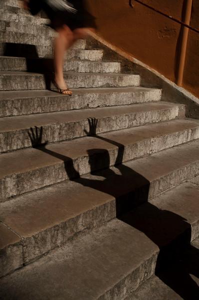 Grabbing Shadow; Lyon; France