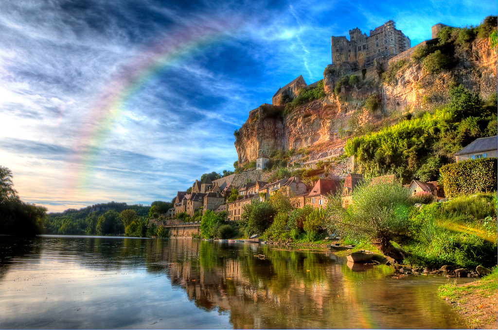 Beynac castle; Beynac-et-Cazenac; Dordogne; France