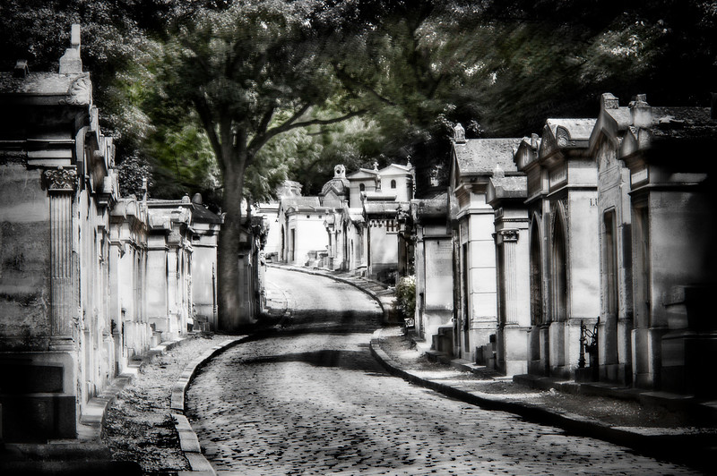 Pere Lachaise; Cementary; Paris; France