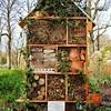 """""""Insect Hotel"""" - Jardin du Ranelagh - Paris"""