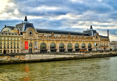 """River Art - Art de la Rivière"" - Paris"