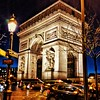 """Shining Icon"" - Arc de Triomphe - Paris"