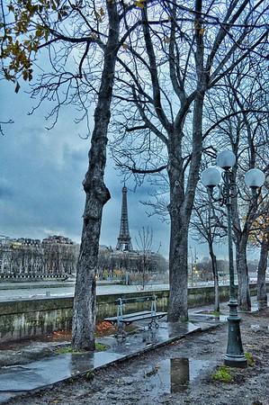 """""""Serene Seine"""" - Paris"""