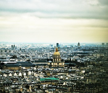 """High on Paris"" - Paris"