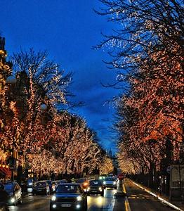 """""""Ceux qui ont comparé notre vie à un rêve avaient raison ... Nous dormons éveillés, et nous nous réveillons."""" - """"Those who have compared our life to a dream were right ... We are sleeping awake, and waking asleep."""" - Michel de Montaigne (1533 - 1592) - Avenue Montaigne - Paris"""