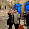 Barbara with Tenor in Florence