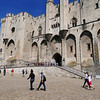 Pope's Palace in Avignon