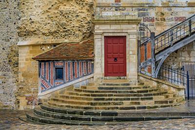 France-Normandie-Honfleur-City Gate