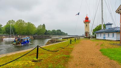 France-Normandie-Jetée de l'Est Light