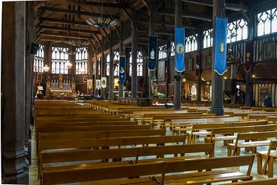 France-Normandie-Honfleur-Église Ste-Catherine