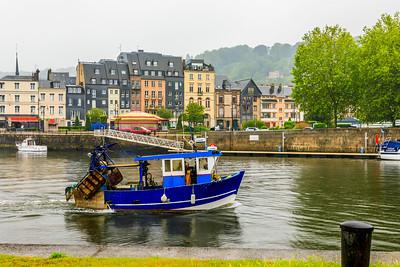 France-Normandie-Honfleur