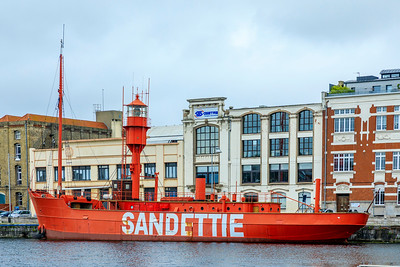 France-Hauts-de-France-Dunkerque-Dunkirk-Sandettie Light Vessel Automatic