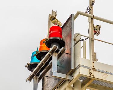 France-Hauts-de-France-Dunkerque-Dunkirk-Harbor traffic signal lights