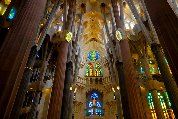 Sagrada Familia - Barcelona Spain