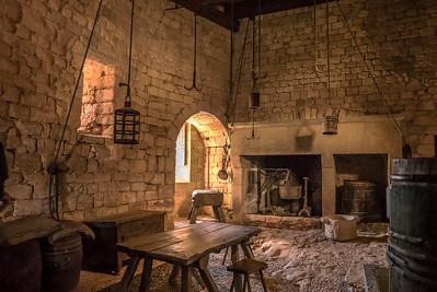 Beynac kitchen