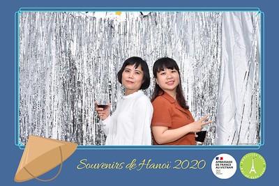 La France au Vietnam |  photobooth d'impression instantanée @ Ambassade de France à Hanoï | Chụp ảnh in hình lấy ngay Sự kiện tại Hà Nội | Photobooth Hanoi