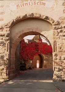Town gate, Kientzheim