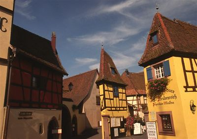 Vintner's place of business, Eguisheim