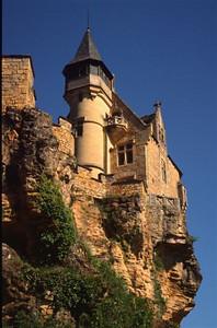 Chateau Monfort close up
