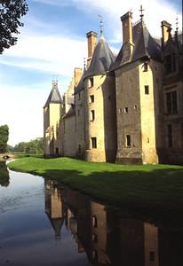 Chateau de Meillant, Berry