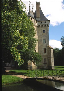 Chateau de Meillant in Berry (1)