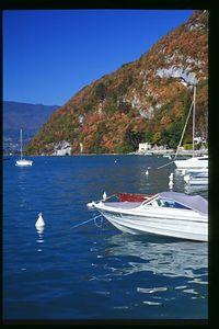 Tailoires Harbor, Talloires